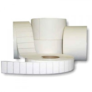 etichette adesivi neutre bianchi stampare laser casa